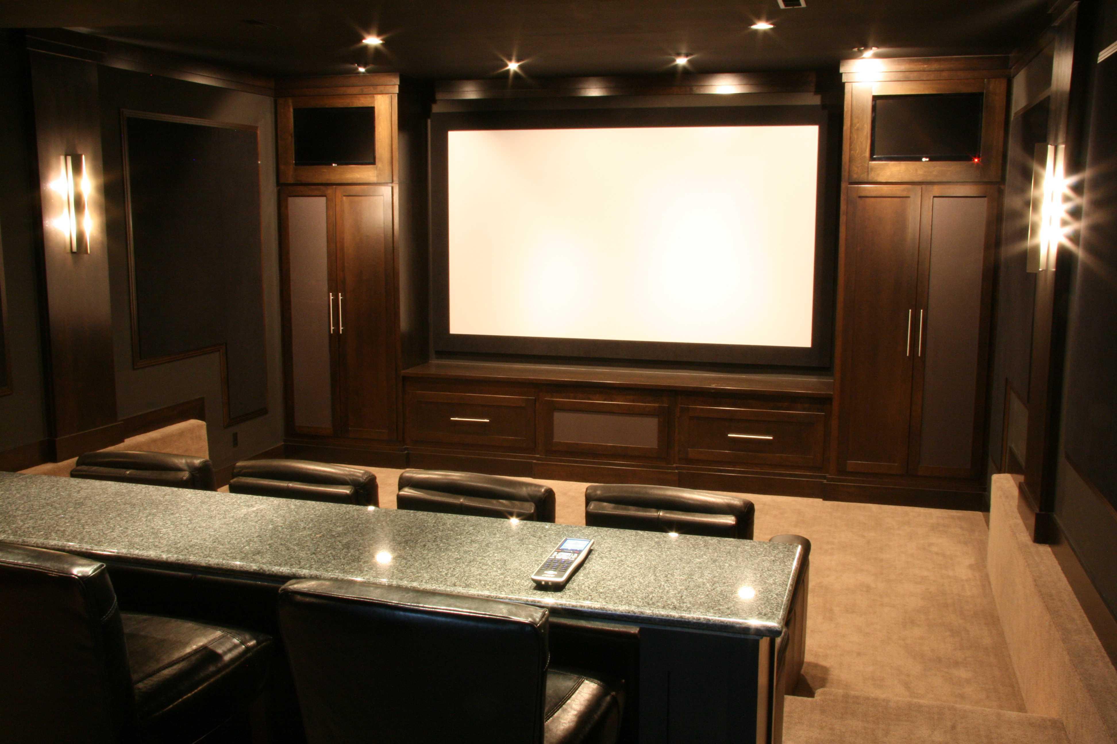 Home Theater Media Rooms Hanson