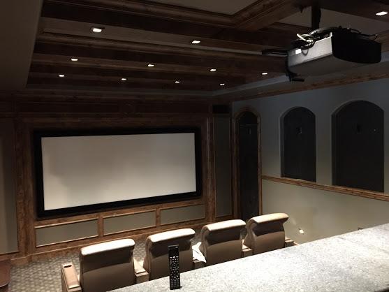 Media Family Room Projects